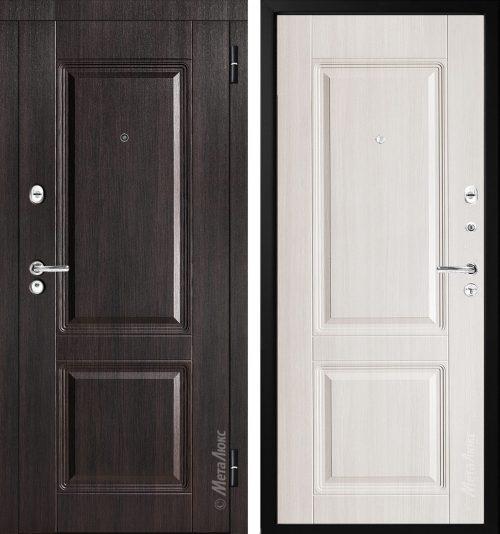 Metal door for apartment M-Lux M353/2