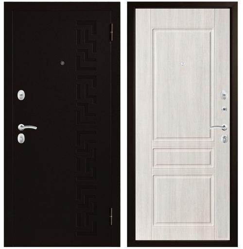 Tērauda durvis dzīvoklim M403/1