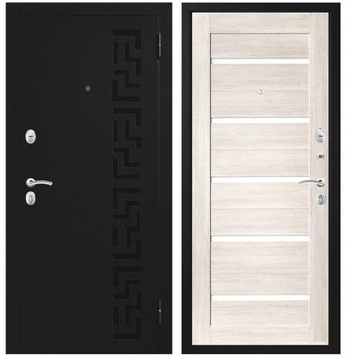 Tērauda durvis dzīvoklim M533