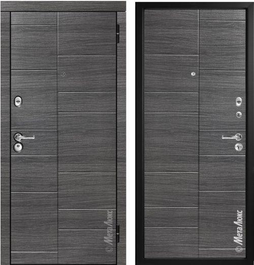 Metal door for apartment M-Lux M491