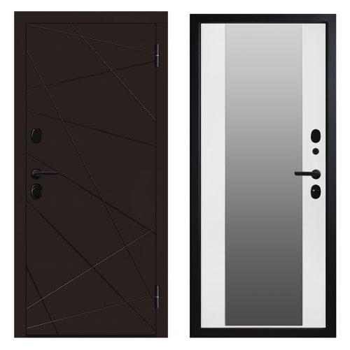Metal door for apartment M602/1 Z