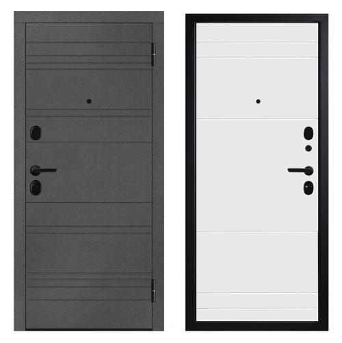 Metal door for apartment M610/1