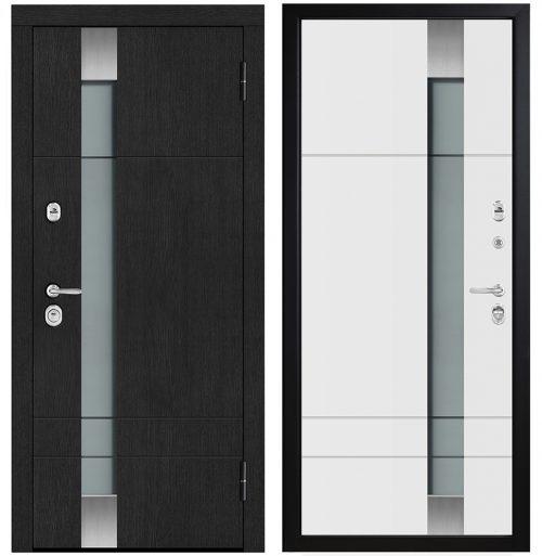 Metal Doors GrandWood for Apartment or house CM431/27
