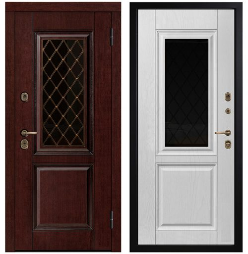 Entrance Metal Doors GrandWood for Apartment or house CM480/19