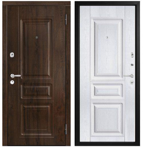 Metāla durvis M449/1