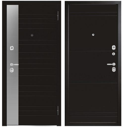 Metāla durvis dzīvoklim, privātmājai M729/2