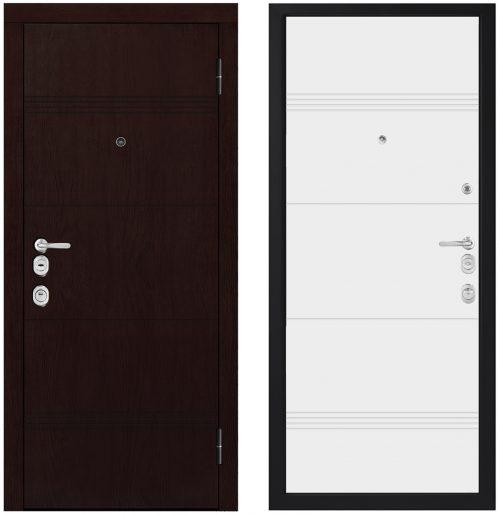 Metāla durvis dzīvoklim vai mājai ArtWood M1705/1 E2