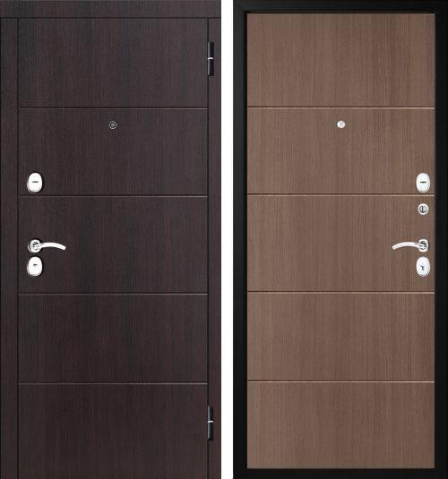 |Metāla durvis dzīvoklim M-Lux M315/1