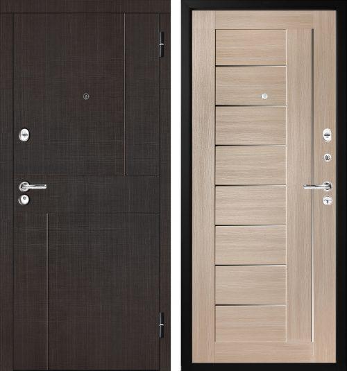  metāla durvis ar dekoratīvu mdf  Metal doors with decor M329 Metāla durvis ar dekoru Metal doors with decor M329  