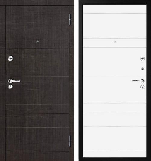 |metāla durvis dzīvoklim ar mdf|M-Lux Metal door for apartment M350/2|M-Lux metāla durvis dzīvoklim M350/2||