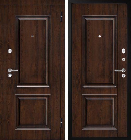 |brūnas metāla ārdurvis|Metal door for apartment or house M380|Metāla ārdurvis brūnā krāsā, dzīvoklim vai privātmājai||