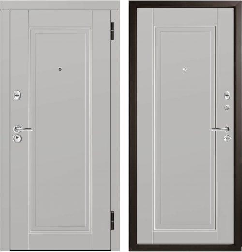 Metāla ārdurvis dzīvokļiem M59/4|Dzelzs durvis|Metal door for apartment M-Lux M459/4|Dzelzs durvis M-Lux||