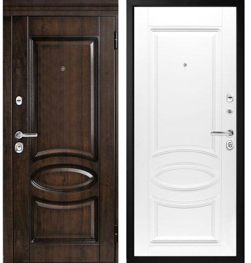  letas ardurvis privatmajai dzivoklim   Steel doors for an apartment or house M481/4 Steel doors for an apartment or house M481/4