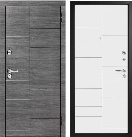 Metāla durvis dzīvoklim M91/1 Metāla durvis dzīvoklim Metal door for apartment M491/1 Мetāla durvis dzīvoklim ar skaistu dizainu  