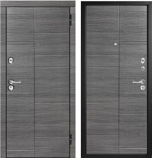 Metāla durvis dzīvoklim M91|Tērauda durvis|Metal door for apartment M-Lux M491|Tērauda durvis dzīvoklim||