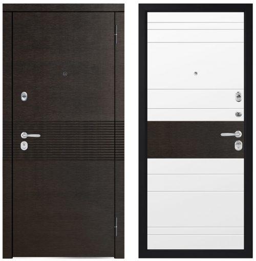 Metāla durvis dzīvoklim