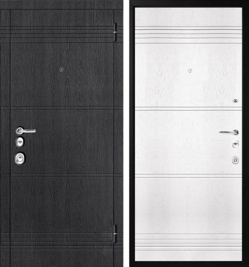 metāla durvis ar drošu slēdzeni|